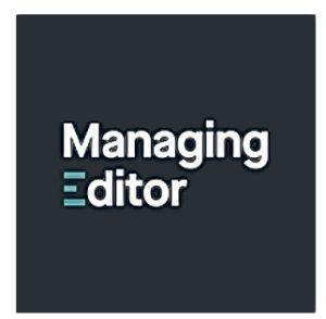 Managing Editor magazine logo